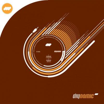 Cover DIY008 - Funkworm EP
