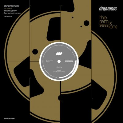 Cover DIY026 - Stimming - The Remix Sessions 2