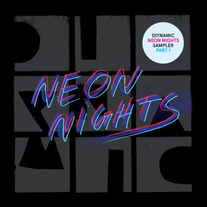Cover DIY062 - Diynamic Neon Nights