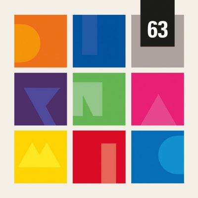 Cover DIY063 - Lulu EP