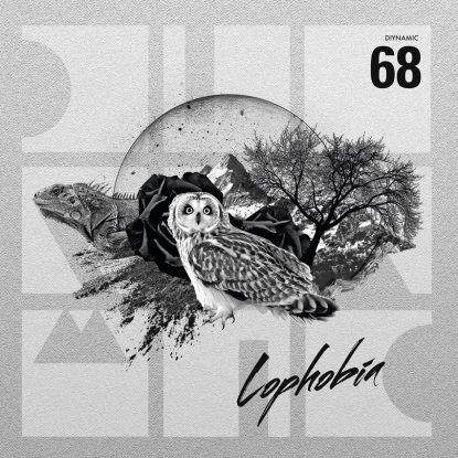 DIY 068 - Cover DIY068 - Lophobia EP (Web)