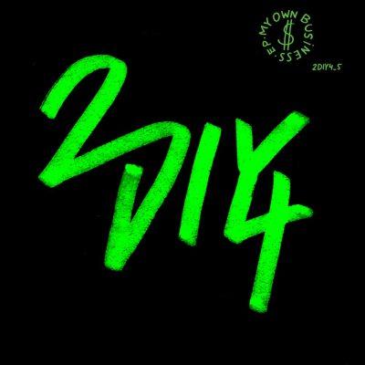 2DIY4_05_Cover_green